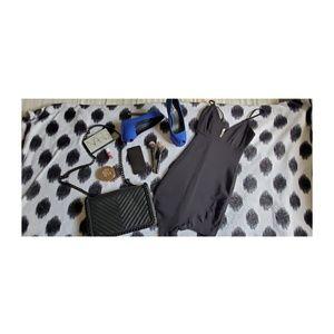 PRE- LOVED Black Bag